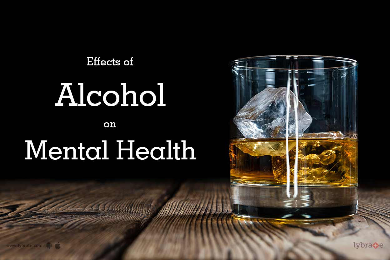 Effects of Alcohol on Mental Health